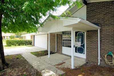 Fort Walton Beach Single Family Home For Sale: 729 Clark Drive