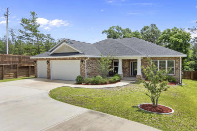 Niceville Single Family Home For Sale: 191 Gracie Lane