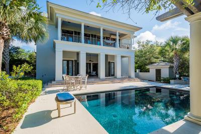 Single Family Home For Sale: 105 Bannerman Beach Lane