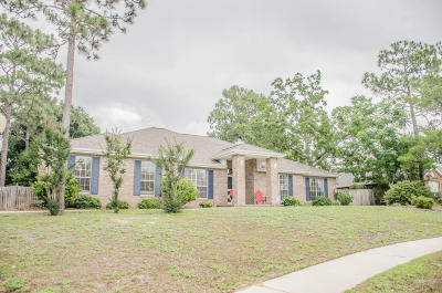 Crestview Single Family Home For Sale: 2603 Pinto Lane