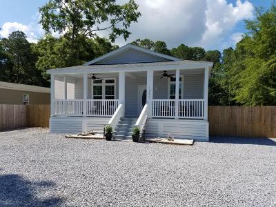 Santa Rosa Beach FL Single Family Home For Sale: $284,900