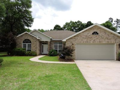 Niceville Single Family Home For Sale: 2023 Kildare Circle
