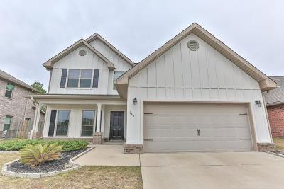 Santa Rosa Beach FL Single Family Home For Sale: $389,700
