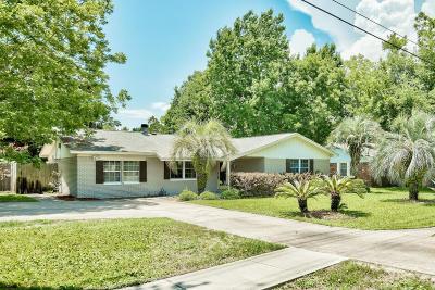Destin Single Family Home For Sale: 401 Main Street
