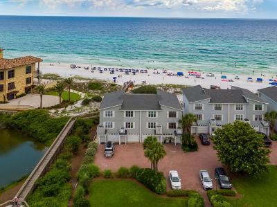 Santa Rosa Beach FL Condo/Townhouse For Sale: $1,299,000