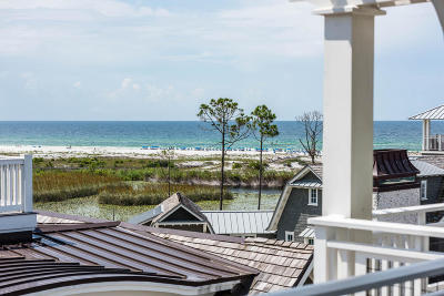 Watersound, Seacrest, Rosemary Beach Single Family Home For Sale: 109 S Compass Point Way