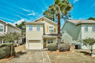 Santa Rosa Beach Single Family Home For Sale: 16 Sea Myrtle Way