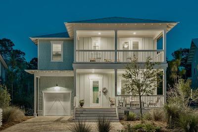 Santa Rosa Beach Single Family Home For Sale: 70 Salamander Circle
