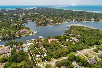 Destin Single Family Home For Sale: 717 Bayou Drive