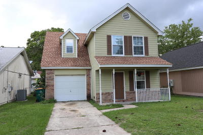 Fort Walton Beach Single Family Home For Sale: 3009 Yorktown Circle