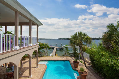 Single Family Home For Sale: 2401 Palm Harbor Drive