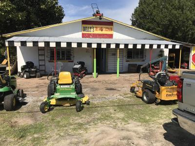 Defuniak Springs Commercial For Sale: 4371 E Us Highway 90 Highway