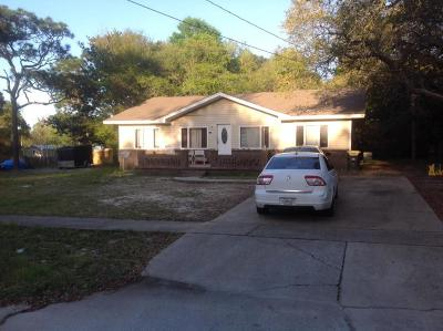 Fort Walton Beach Single Family Home For Sale: 231 NW Bay Street