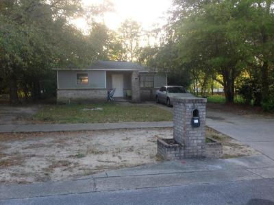 Fort Walton Beach Single Family Home For Sale: 230 NW Bay Street