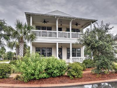 Santa Rosa Beach Single Family Home For Sale: 470 Cypress Drive