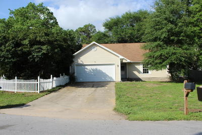 Crestview Single Family Home For Sale: 410 Northview Lane