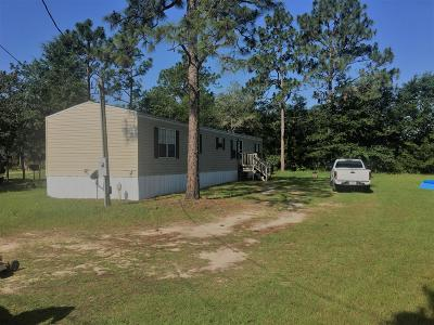 Defuniak Springs Single Family Home For Sale: 136 Wren Drive