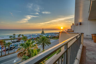 Panama City Beach Condo/Townhouse For Sale: 15100 Front Beach Rd #1136/113