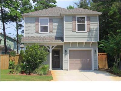 Santa Rosa Beach Single Family Home For Sale: 39 Hornbeam Way