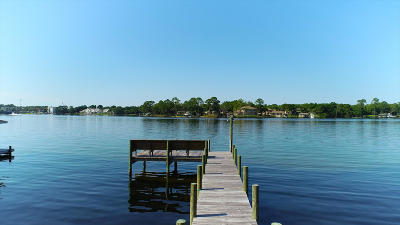 Fort Walton Beach Single Family Home For Sale: 161 Monahan Drive #UNIT B