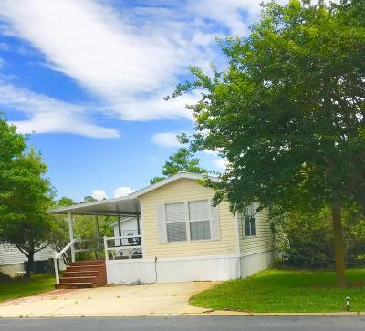 Miramar Beach Single Family Home For Sale: 2078 Scenic Gulf Drive #2