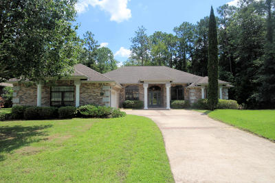 Crestview Single Family Home For Sale: 4423 Parsoni Loop