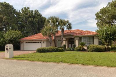 Miramar Beach Single Family Home For Sale: 932 Indigo Loop