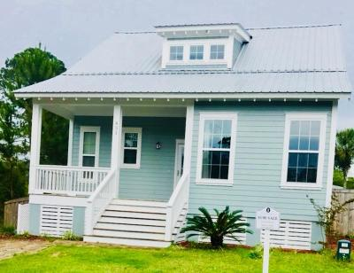 Panama City Beach Single Family Home For Sale: 451 Paradise Boulevard