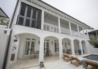 Rosemary Beach Single Family Home For Sale: 30 Spanish Town Lane