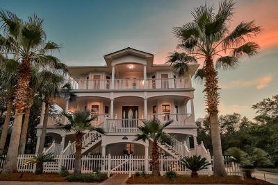Santa Rosa Beach Single Family Home For Sale: 260 Old Beach Road