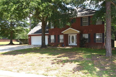 Crestview Single Family Home For Sale: 302 Trinidad Court