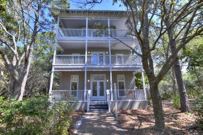 Santa Rosa Beach Single Family Home For Sale: 180 Wilderness Way