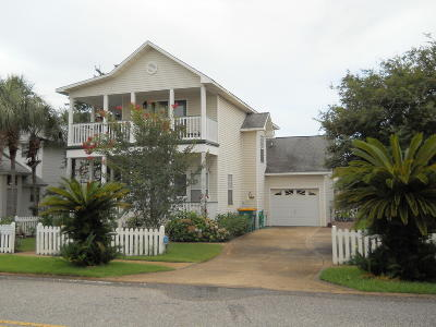 Destin Single Family Home For Sale: 4465 Clipper Cove