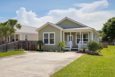 Destin Single Family Home For Sale: 512 2nd Avenue