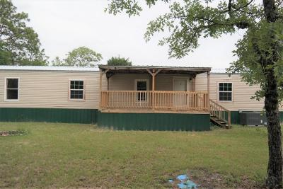Defuniak Springs Single Family Home For Sale: 512 W Bach Drive