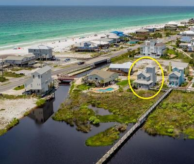 Santa Rosa Beach FL Single Family Home For Sale: $849,000