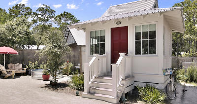 Santa Rosa Beach Single Family Home For Sale: 2826 S Co Hwy 395