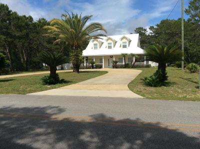 Inlet Beach Single Family Home For Sale: 208 N Wall Street