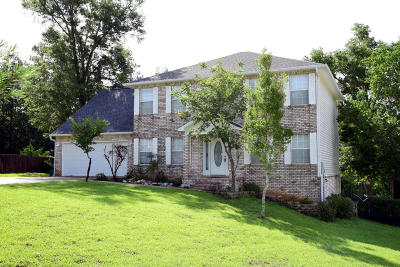 Crestview FL Single Family Home For Sale: $239,000