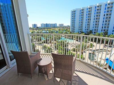 Destin Condo/Townhouse For Sale: 4203 Indian Bayou Trail #1603
