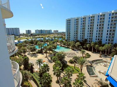 Destin Condo/Townhouse For Sale: 4203 Indian Bayou Trail #1703