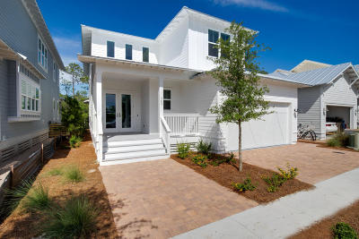 Santa Rosa Beach Single Family Home For Sale: TB Prairie Pass #Lot 250