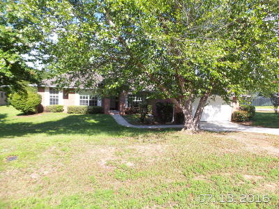 Crestview FL Single Family Home For Sale: $199,900