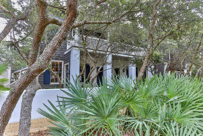 Rosemary Beach Single Family Home For Sale: 101 Round Road