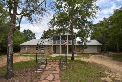 Walton County Single Family Home For Sale: 720 N County Hwy 183