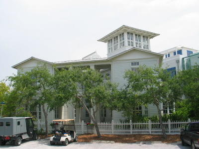 Santa Rosa Beach Single Family Home For Sale: 201 Smolian Circle