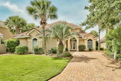 Destin Single Family Home For Sale: 276 Ketch Court