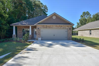 Niceville FL Single Family Home For Sale: $339,900