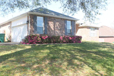 Crestview Single Family Home For Sale: 5401 E Brook Drive