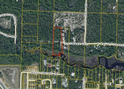 Inlet Beach Residential Lots & Land For Sale: 48 W Rattlesnake Trail